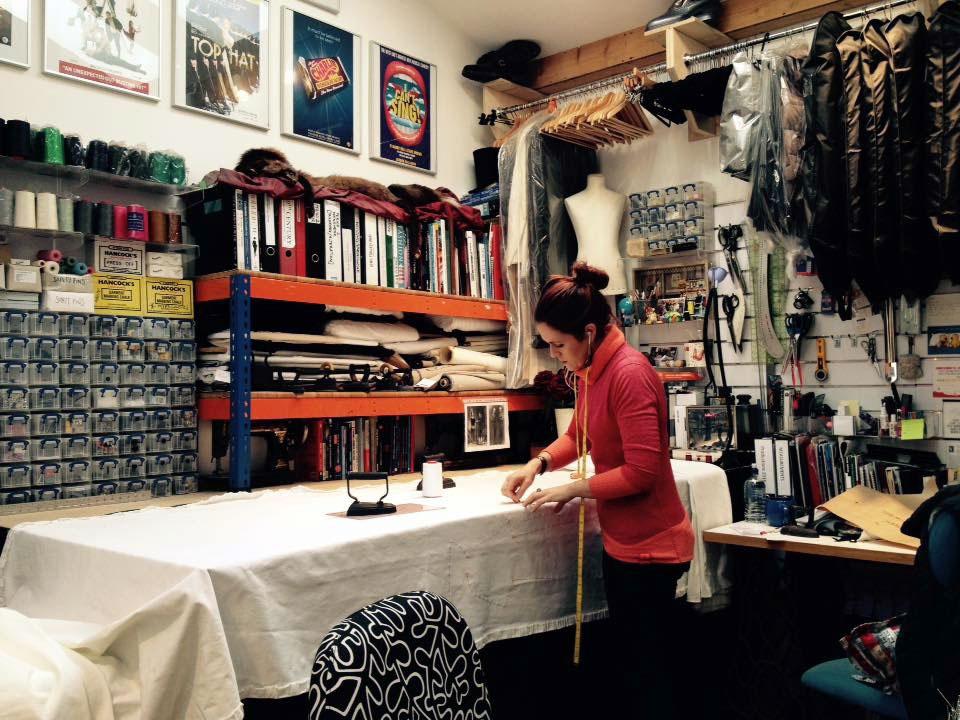 Deborah tallentire theatre costume and tailoring